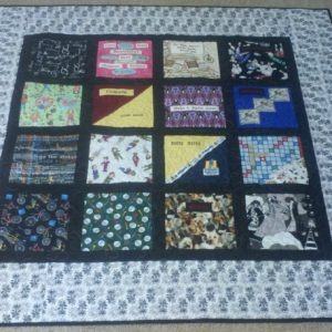 Friendship Memories Quilt