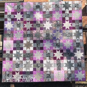 Purple Starts