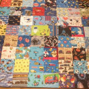 Little Boy Memories Quilt