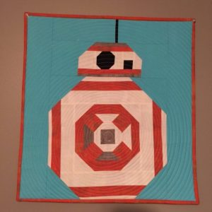 BB8 Wall Hanging