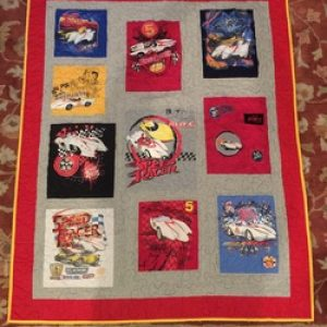 Speed Racer Quilt